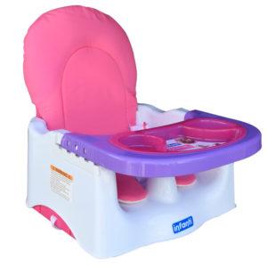 booster comer plegable infanti cba02 rosa
