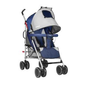 cochecito paraguitas infanti bebe azul