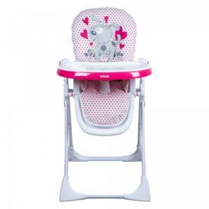 silla de comer infanti appetito rosa